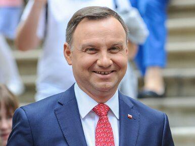 Andrzej Duda przyznał, że wygrał z jedną ze swoich słabości