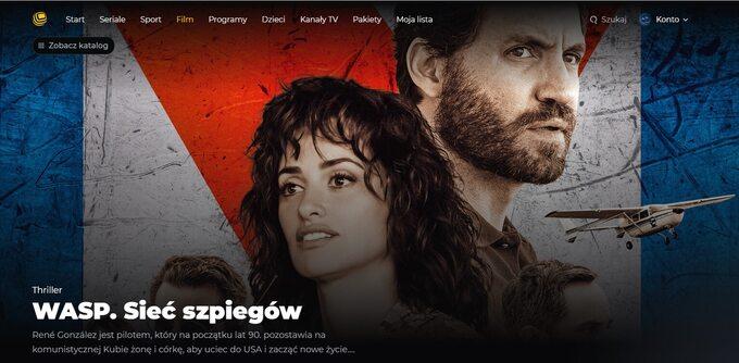 Polsat Box Go Premium significa los cines más exitosos, las mejores series polacas y extranjeras