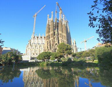 Trzeba jeszcze poczekać na inaugurację Sagrada Familia. Winny koronawirus