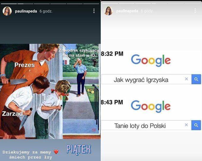 Memy -Paulina Peda