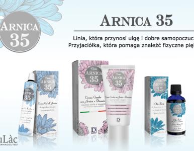 Na kłopoty produkty z linii Arnica 35