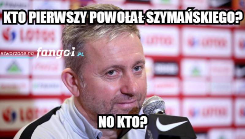 Jerzy Brzęczek o Damianie Szymański