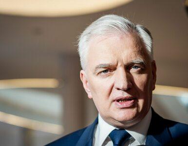 Gowin o Tusku: Mam nadzieję, że w dużej mierze od niego będzie zależało...
