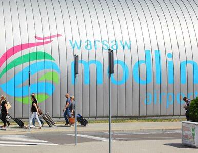 Lotnisko Modlin leczy rany po koronawirusie