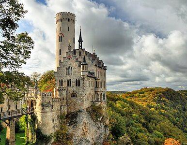 Bajkowe, niezwykłe, monumentalne - zamki Europy