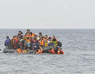 """Grecja chce zbudować """"pływające ogrodzenie"""". Ma chronić przed napływem..."""