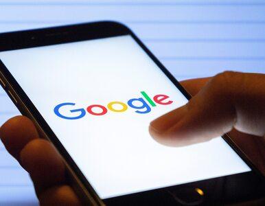 """Awaria Google'a dotknęła użytkowników smartfonów. """"Badamy tę sprawę"""""""