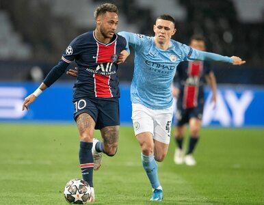 Ostatnia prosta w drodze do finału LM. Manchester City zagra z PSG