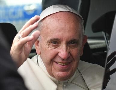 Incydent na trasie przejazdu papieża. Błyskawiczna reakcja służb