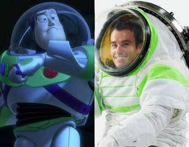 Nowy skafander NASA wygląda jak z... Toy Story