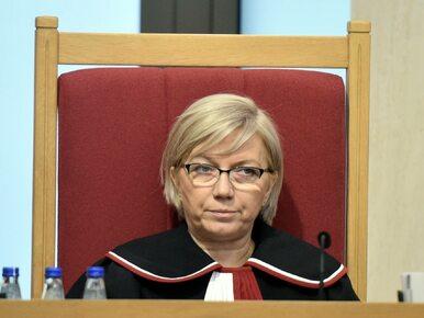Sąd apelacyjny pyta Sąd Najwyższy o Julię Przyłębską. To inicjatywa...