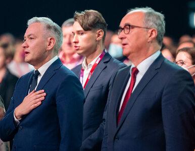 "Kulisy wesela na lewicy. Toast Zandberga, ""nielegalna"" Senyszyn i disco..."