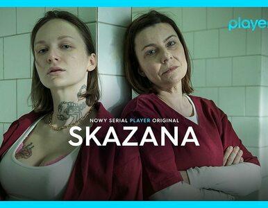 Agata Kulesza w roli niesłusznie oskarżonej sędzi. Player.pl zapowiada...