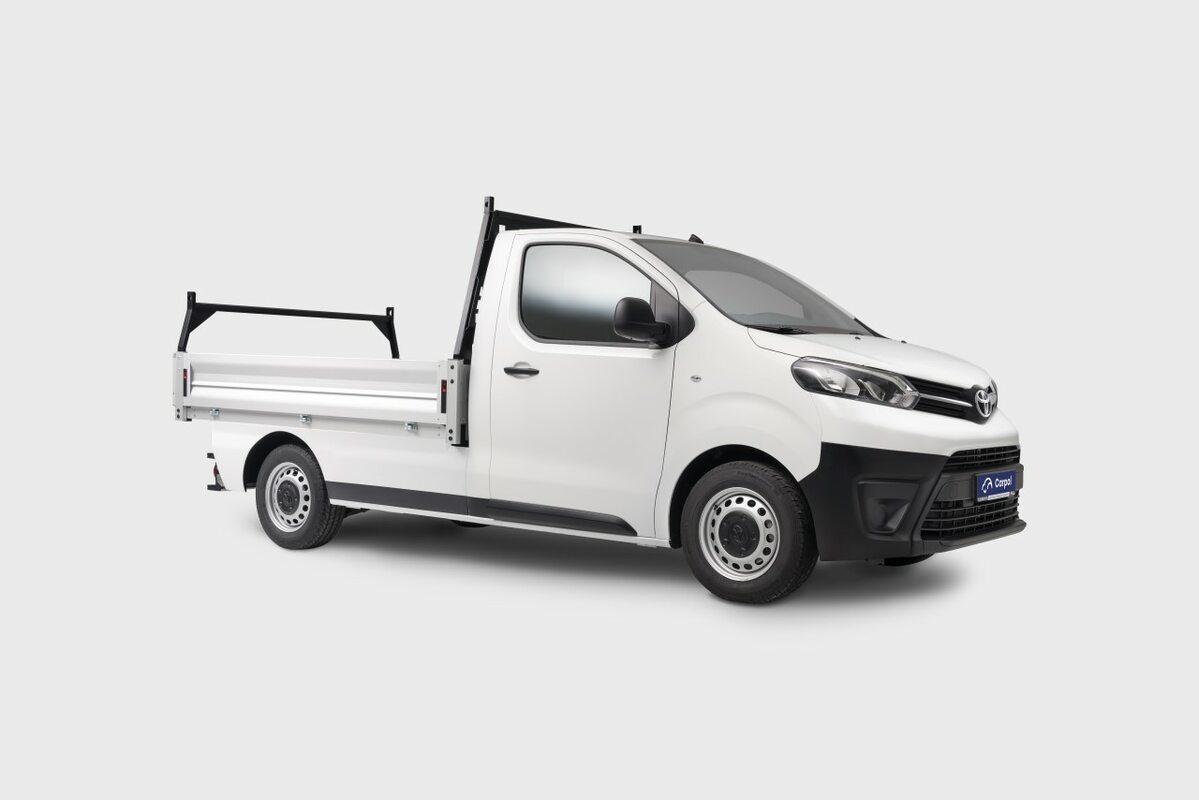 Toyota Proace Platforma