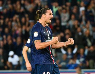 Ligue 1: Ibrahimović wrocił po kontuzji i... hat-trick