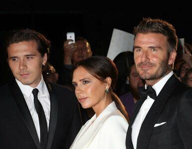 """David i Victoria Beckhamowie byli """"super-rozprzestrzeniaczami""""..."""