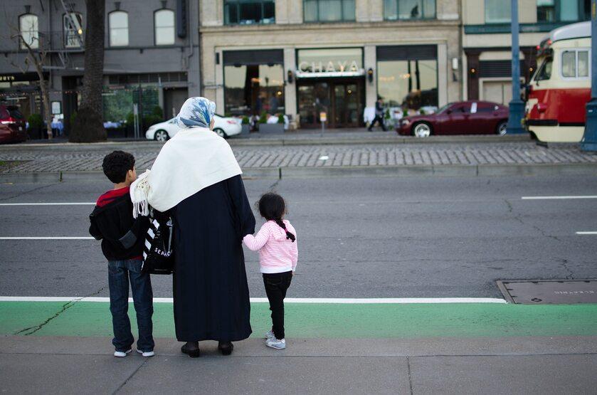 Muzułmanie, zdjęcie ilustracyjne