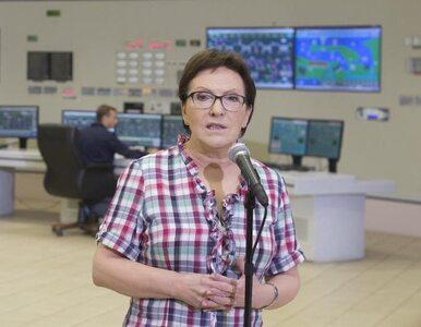 Kopacz: Niech opozycja wniesie projekt ustawy do Sejmu. Są wybrańcami