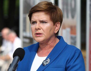 """Szydło: Nie powiem o Platformie """"obywatelska"""""""