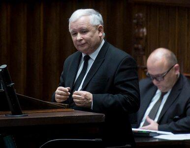 Członek zarządu .Nowoczesnej: Wielokrotnie widziałem Kaczyńskiego z...