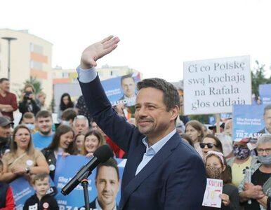 Kulisy kampanii prezydenckiej. Trzaskowski miał uciec sztabowi?