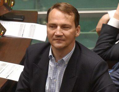 Kiedy Sikorski wróci do polityki? Jest deklaracja byłego szefa MSZ