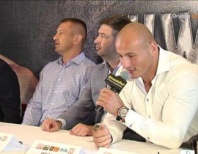 """Adamek i Szpilka spotkali się przed walką. """"Wszystko wyjaśni się w ringu"""""""