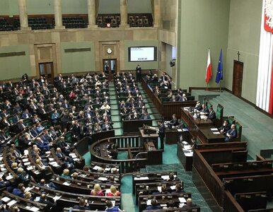 Sejm przyjął ustawę budżetową na 2019 rok