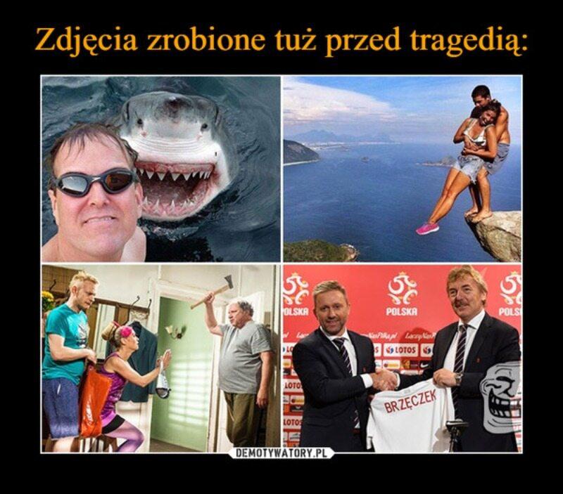 Mem po zwolnieniu Jerzego Brzęczka