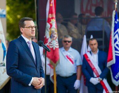 Morawiecki w Radomiu: Bez tamtej odwagi i determinacji nie byłoby...