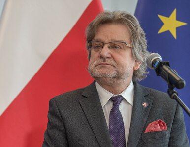 Szef GIS Jarosław Pinkas podał się do dymisji
