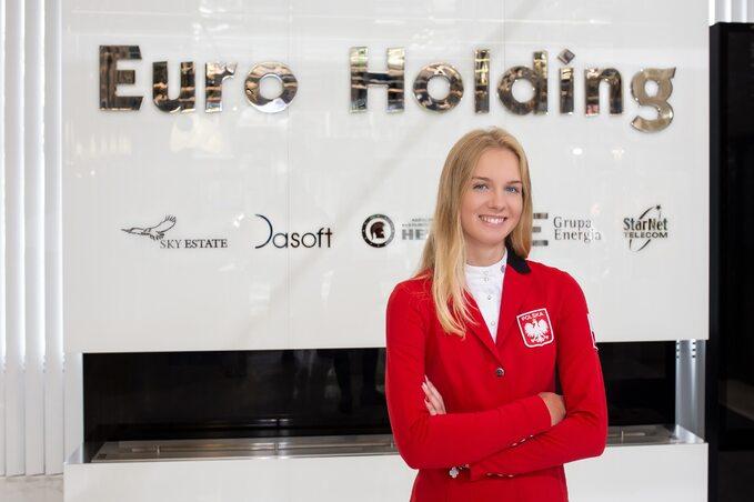 Juliana Suska, nowa mistrzyni Polski wjeździectwie