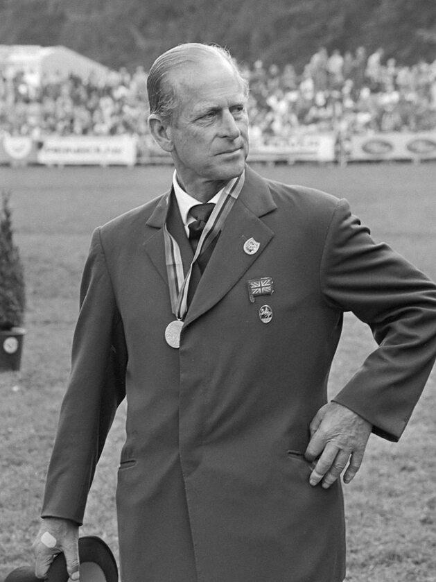 Książę Filip w 1982 roku