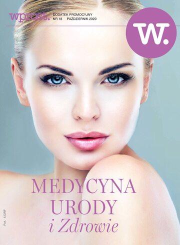 Okładka Dodatek Wprost – Medycyna Urody (październik 2020 r.)