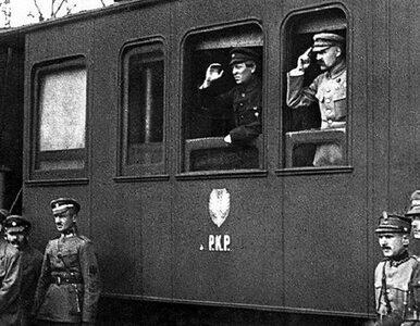Sto lat temu Polska podpisała umowę z Ukrainą. Piłsudski i Petlura...