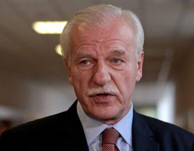 Olechowski krytycznie o PO: Przestała być partią, która o coś walczy