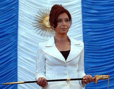 Prezydent Argentyny jest chora na raka