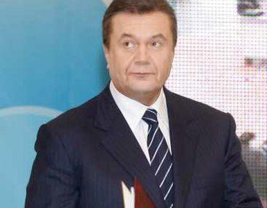 Janukowycz grozi przeterminowymi wyborami prezydenckimi