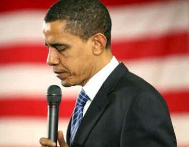 Ostre spięcia Clinton-Obama