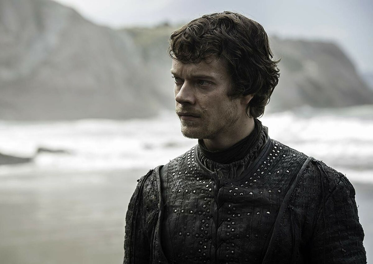 """Theon Greyjoy w 8. sezonie """"Gry o tron"""""""