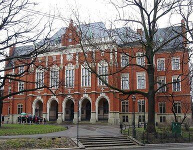 Uniwersytet Jagielloński odwołuje zaplanowane wydarzenia z powodu...