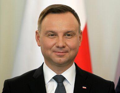 Andrzej Duda spotkał się z Błaszczakiem i kombatantami. Chodzi o ustawę...