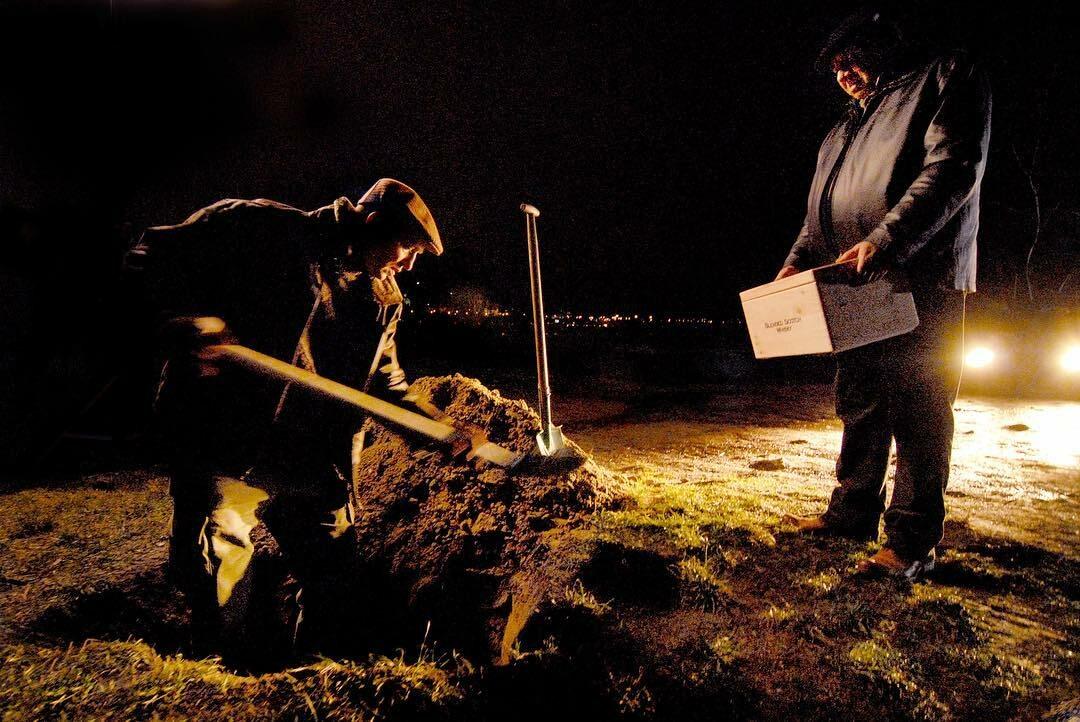 """Kadr z serialu """"Odwróceni 2"""""""