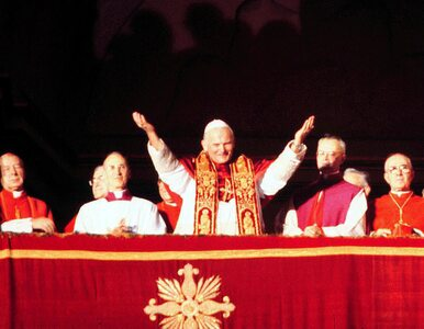 Wybór Karola Wojtyły na papieża. Cios w polskich komunistów