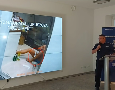 Śmierć po policyjnej interwencji we Wrocławiu. Ujawniono nagranie z...