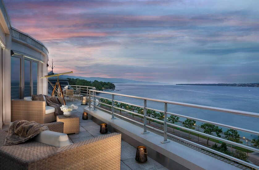 Najdroższy pokój hotelowy na świecie