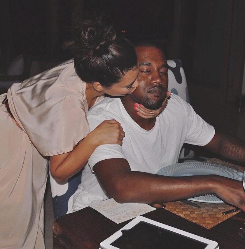 Kanye West i Kim Kardashian