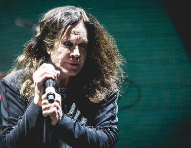 """Ozzy Osbourne odwołał koncerty. """"Jestem kompletnie załamany"""""""