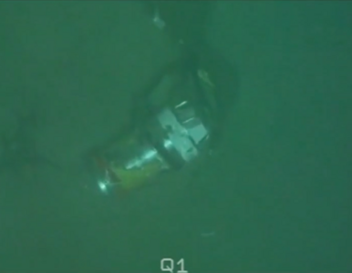 """Odnaleziono rejestrator danych z kontenerowca """"El Faro"""""""