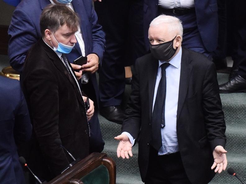 """Kaczyński zapowiada zmiany w sądownictwie. """"Trzeba opanować tę anarchię"""""""